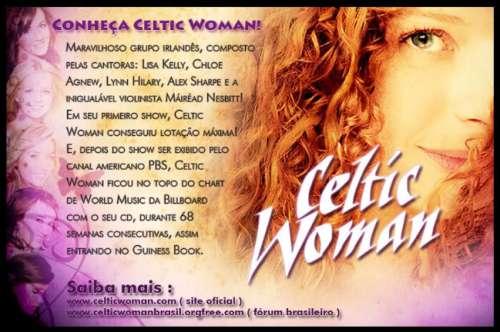 Celtic Woman - Divulgação