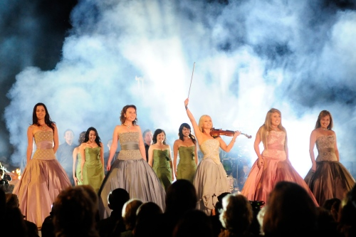 Celtic Woman live songs from the heart