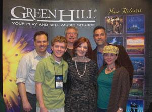 Orla e a produção Green Hill