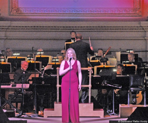 Meav no Carnegie Hall