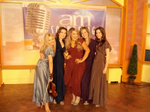 Celtic Woman no Regis e Kelly