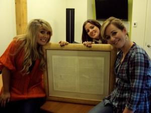 Chloe, Lynn e Lisa