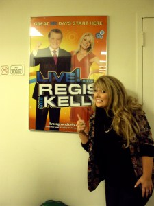 Chloe no Regis e Kelly