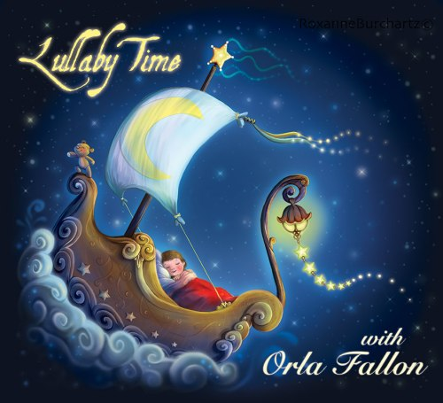 orla fallon lullaby time