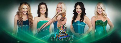 Celtic Woman Emerald Tour 1
