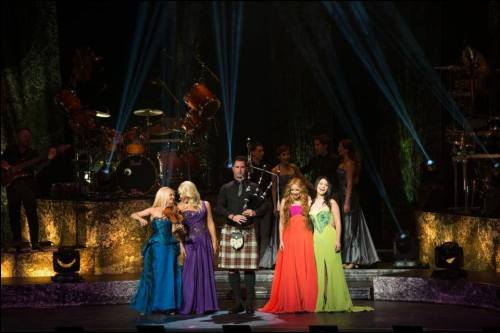 Celtic Woman Emerald Tour 2