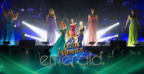 Celtic Woman Emerald Rede Vida